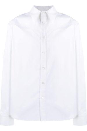 DUOltd Men Shirts - Wings detail shirt