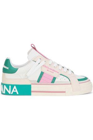 Dolce & Gabbana Colour-block low-top sneakers