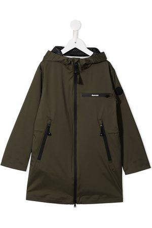 Moncler Logo-print hooded jacket