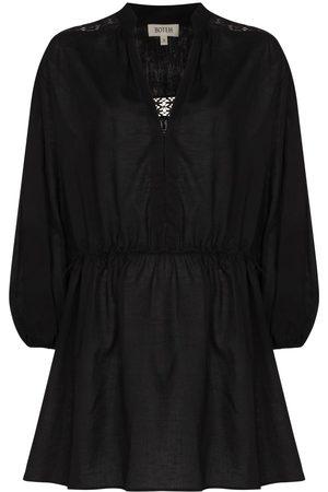 BOTEH Zofie lace-details minidress