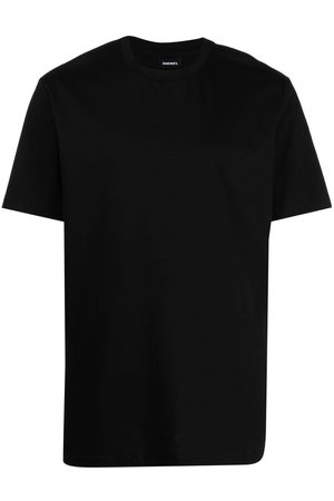 Diesel Logo-print crewneck T-shirt