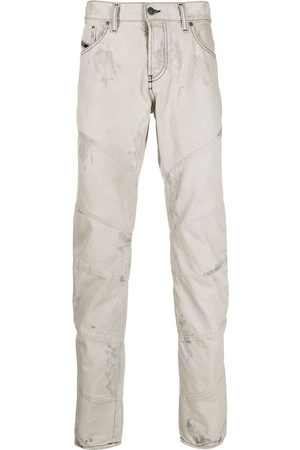 Diesel D-Kras slim-fit jeans - Grey