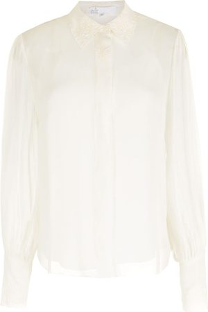 NK Silk long sleeves shirt