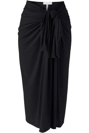 PIU BRAND Tied beach skirt