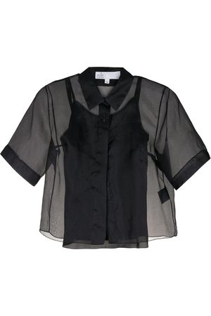 NK Silk short sleeves shirt