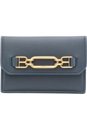 Bally Varly leather card holder