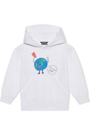 Balenciaga I Love You hoodie