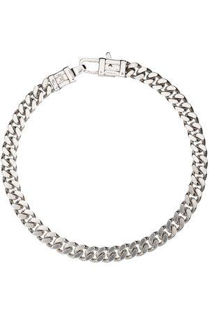 TOM WOOD Men Bracelets - Large curb-chain bracelet
