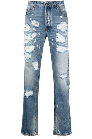 John Richmond Cannon ripped jeans