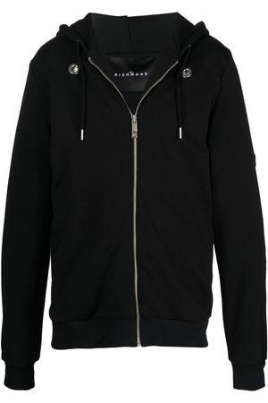 John Richmond Narcissa cotton-jersey hoodie
