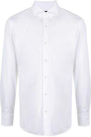HUGO BOSS Men Long sleeves - Button-up long-sleeve shirt