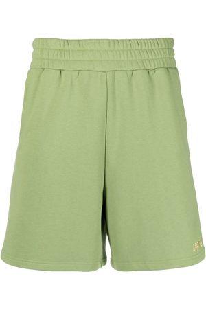 Apparis Julianna organic-cotton track shorts