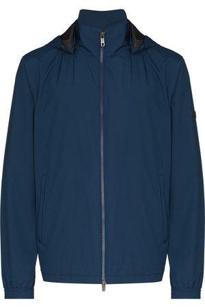 Z Zegna Zip-up lightweight jacket