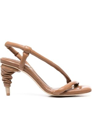 Officine creative Riamonde 16 leather sandals - Neutrals