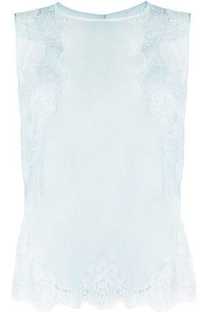 Dolce & Gabbana Lace-detail tank top