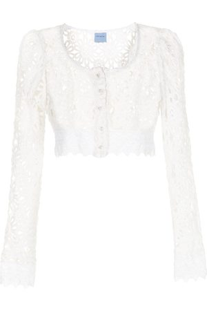 Macgraw Noble broderie anglaise blouse