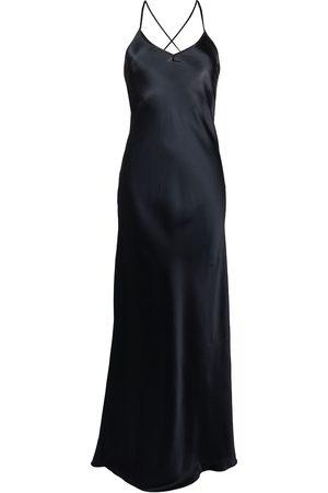 Michelle Mason Bias-cut silk gown