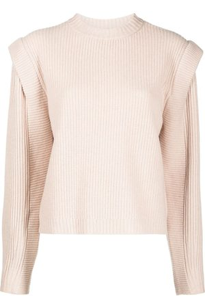 Michelle Mason Knitted panel jumper