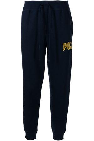 Polo Ralph Lauren Men Sweatpants - Logo-patch straight-leg track pants