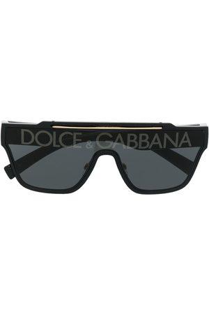 Dolce & Gabbana DG6125 aviator-frame sunglasses