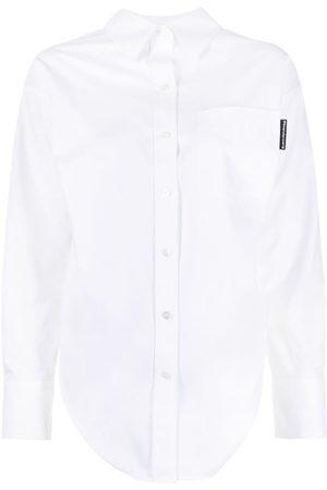 Alexander Wang Open-back shirt
