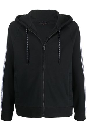 Michael Kors Logo-print zip-up hoodie