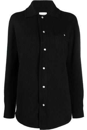 Barrie Chest flap-pocket shirt