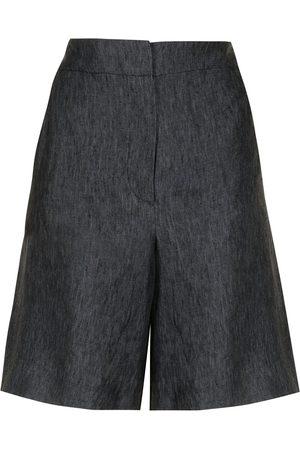 Emporio Armani Tailored knee-length shorts