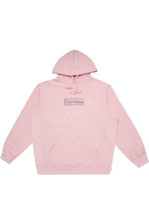 Supreme Kaws Chalk Logo hoodie