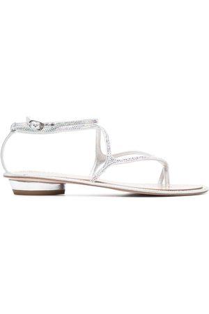 LE SILLA Women Sandals - Divina open-toe sandals - Grey