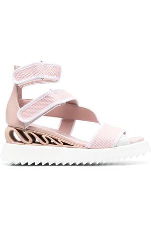LE SILLA Yui open-toe sandals
