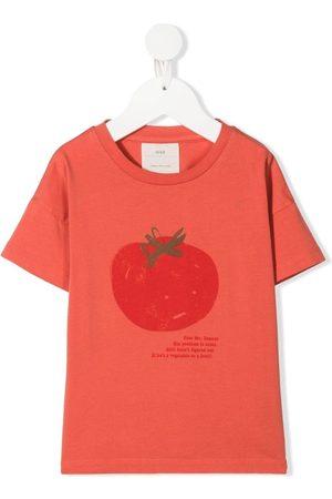 Knot Boys T-shirts - Tomato-print T-shirt