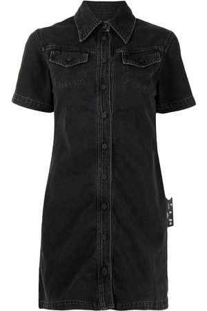 OFF-WHITE Short-sleeve shirt dress