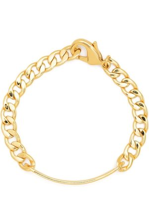 Daphine Women Bracelets - ID plaque bracelet