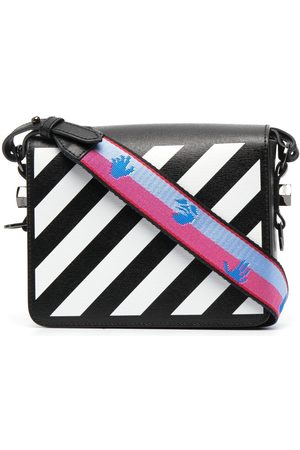 OFF-WHITE Small Diag Flap bag