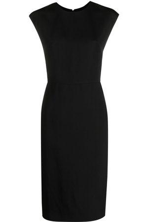 Valentino Women Midi Dresses - Empire-line mid-length dress