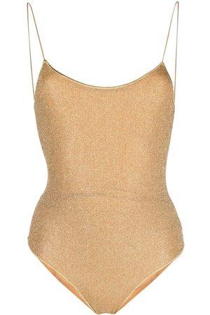 Oseree Women Swimsuits - Lumière lurex swimsuit