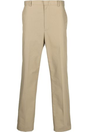A.P.C. Straight-leg tailored trousers - Neutrals