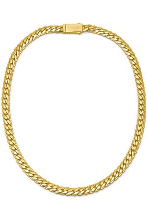 NORTHSKULL Men Bracelets - Flat curb chain necklace