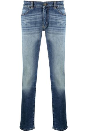 PT01 Men Straight - Low-rise straight-leg jeans