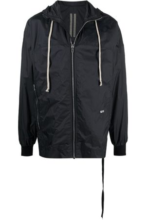 Rick Owens Phlegethon mountain windbreaker