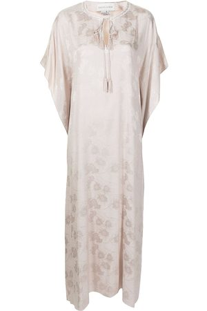 Sachin & Babi Marceline kaftan dress - Neutrals
