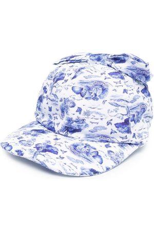 MONNALISA Bow-detail porcelain cap
