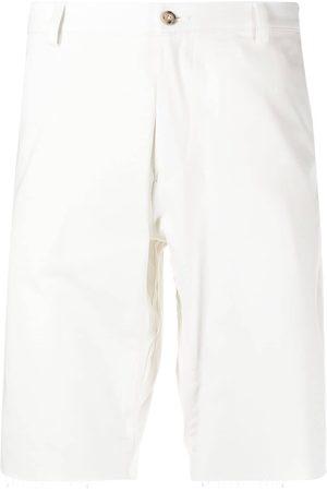 Omc Frayed chino shorts