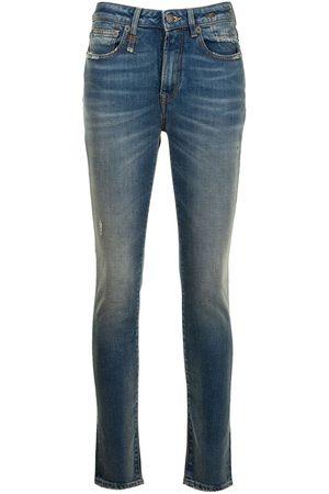 R13 Women Skinny - Distressed skinny jeans