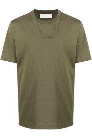 1017 ALYX 9SM Logo-print T-shirt