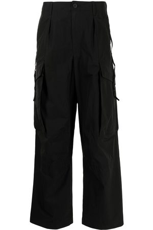 ATTACHMENT Loose-fit trousers