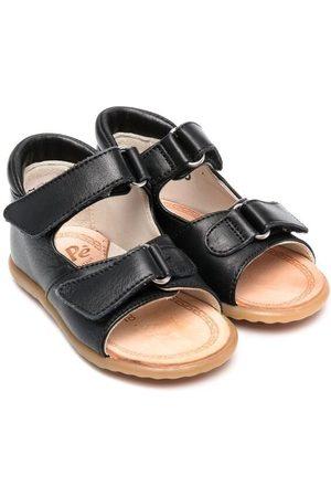 PèPè Sandals - Buckle-fastening leather sandals