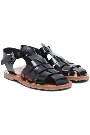 PèPè Boys Sandals - Buckle-fastening leather sandals