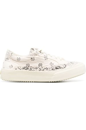 Rhude Low-top lace-up trainers